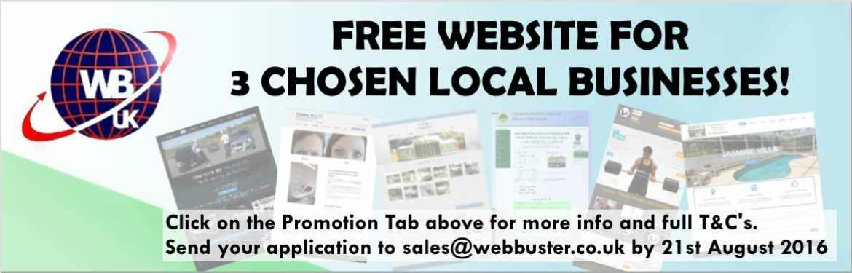 Free Website Promo